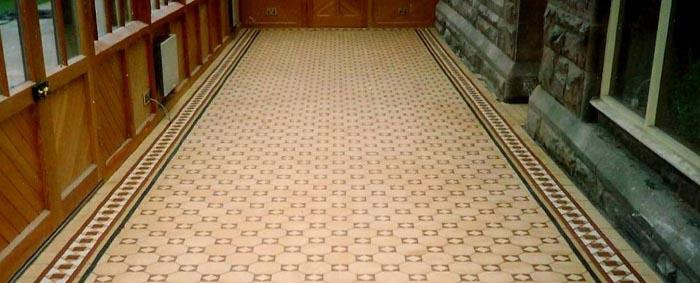 Victorian tiles slider image 2