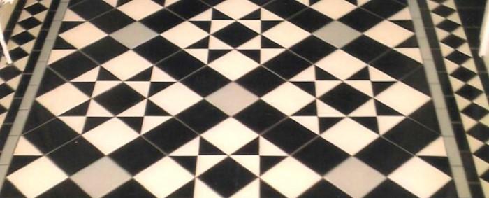 Victorian tiles slider image 5