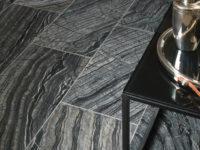 Baobab Ebony Limestone Floor Tiles