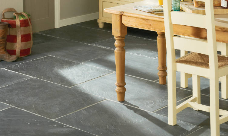 Original Style Earthworks Black Flag Slate tiles