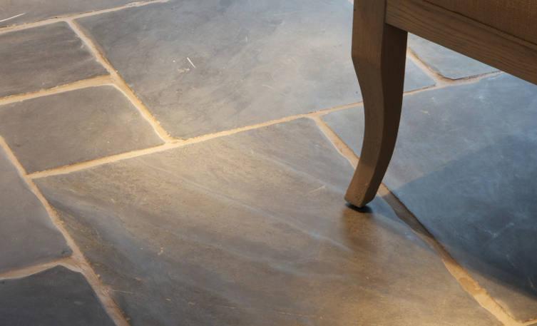 Shepton English Slate floor tiles