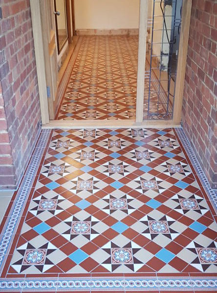 Victorian Tiles - Completed Projects Gallery Image 2